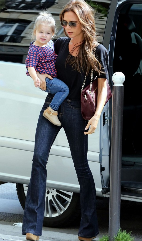 "Celebrity Moms know 7 For All Mankind kids is the ""IT"" jean for ..."